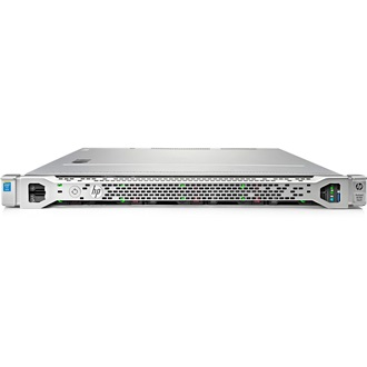 "HP szerver ProLiant DL60 G9 E5-2603v3 6C 1.6GHz, 1x4GB, No HDD (4xNHP 3.5""), B140i, DVD-RW, 550W"