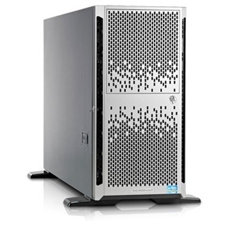 HP ProLiant ML350e G8 ATX torony szerver