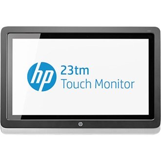 "HP 23tm 23"" touchscreen IPS LED monitor szürke-fekete"