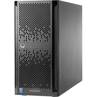 HP torony szerver ProLiant ML150 G9, 6C E5-2620v3 2.4GHz, 16GB, 1TB, H240, DVD-RW, 550W