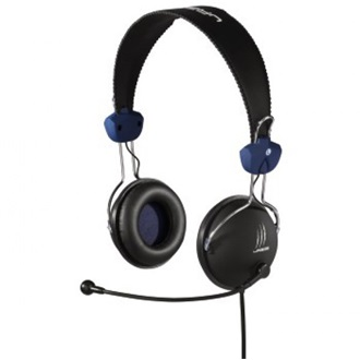 Hama uRage X-Plode Essential Gaming stereo headset fekete