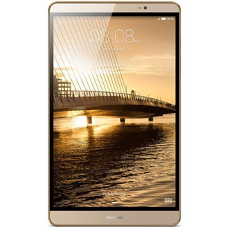 Huawei Tablet MediaPad M2 Premium 8.0 Full HD Wi-Fi + 4G/LTE 32GB tablet, Gold (Android)