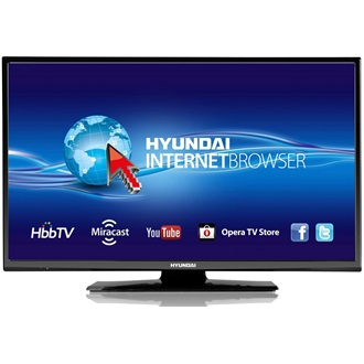 "Hyundai FLE22211SMART 22"" LED smart TV"
