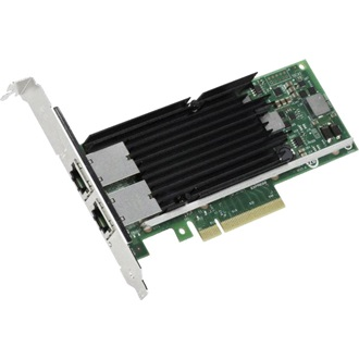 INTEL (PCI Express, Ethernet, 10 Gigabit Ethernet, 2 ports) Bulk
