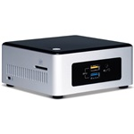 INTEL PC NUC Ultra Compact Intel Celeron N3050 2,16GHz, HDMI 1.4, D-Sub, GB LAN, 4xUSB 3.0