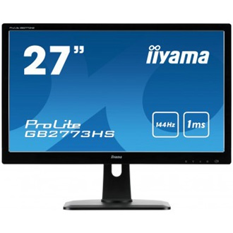 "Iiyama GB2773HS-GB2 27"", TN, Full HD, 1ms, DVI, HDMI, DP, speakers"