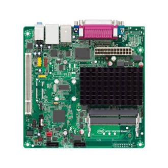 Intel BLKD2700MUD mini-ITX alaplap