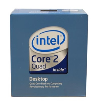 Intel Core 2 Quad Q8300 (2,53GHz/4MB/1333MHz) (s775) BOX processzor