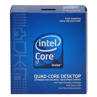 Intel Core i7-990X Extreme Edition ( 3,46GHz/12MB) (s1366) BOX processzor