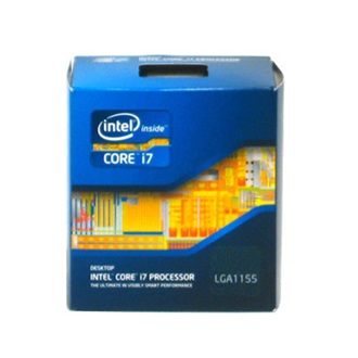 Intel Core i7-2600 (3,4GHz/8MB) (s1155) BOX processzor