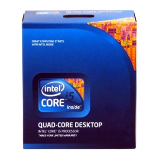 Intel Core i5-661 (3,33GHz/4MB) (s1156) BOX processzor