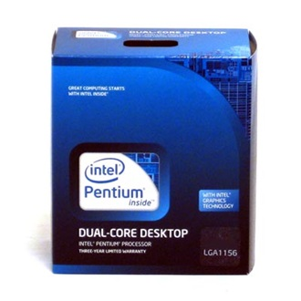 Intel Dual-Core G6950 (2,80GHz/3MB) (s1156) BOX processzor