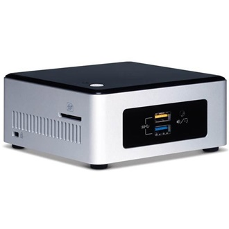 Intel NUC GRASS CANYON NUC5PGYH HDMI VGA USB3 WLAN DDR3 WIN 10