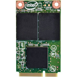 Intel 520 Series 120GB SATA3 mSATA SSD