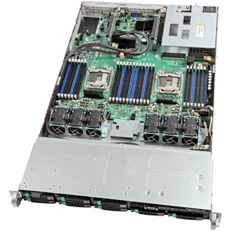 Intel Server System R1208WT2GSR, Single