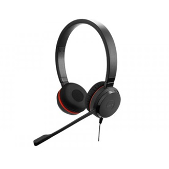 JABRA EVOLVE 30 MS DUO USB HD AUDIO NOISE-CANCELLING