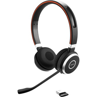 JABRA EVOLVE 65 UC DUO HD AUDIO