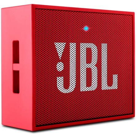 JBL GO hordozható hangszóró piros