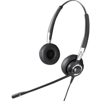 Jabra BIZ 2400 USB HEADSET BINAURAL CORDED