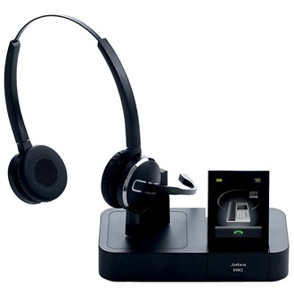 Jabra PRO 9460 DUO DECT-HEADSET W/ TOUCHSCREEN