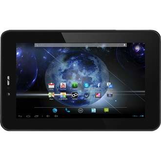 "KIANO Elegance 7 by Zanetti 7"" 8GB tablet aluminium"