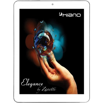 "KIANO Elegance 8 by Zanetti 7.85"" 8GB tablet fehér"