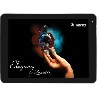 "KIANO Elegance 9,7 by Zanetti 9.7"" 16GB tablet fekete"