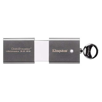 Kingston 64GB Data Traveler Generation 3 Ultimate  USB3.0 pendrive szürke