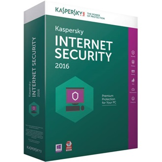 Kaspersky Internet Security 2016 MD HUN 1-Device +1 FREE eszköz. BOX