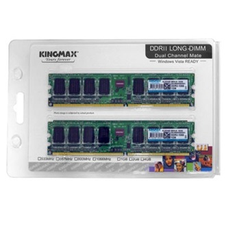 Kingmax 4GB 1066MHz DDR2 RAM (Kit of 2)