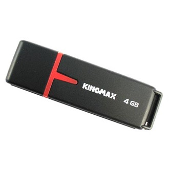 Kingmax 4GB USB2.0 PD-03 pendrive fekete
