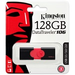 Kingston 128GB Data Traveler 106 USB 3.0 pendrive