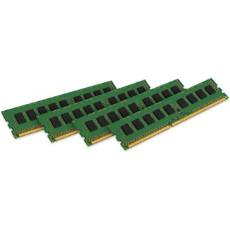 Kingston 64GB 1600MHz DDR3 memória ECC Registered CL11 Kit of 4 DR 4x
