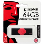 Kingston 64GB Data Traveler 106 USB 3.0 pendrive
