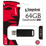 Kingston 64GB USB 2.0 pendrive