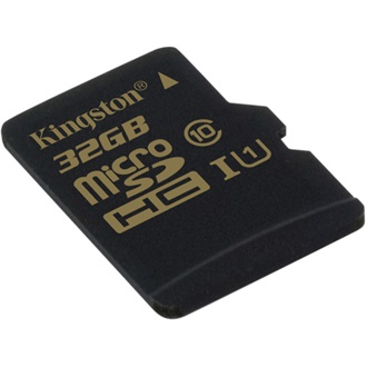 Kingston 32GB Class 10;UHS-1 microSDHC memóriakártya Single Pack