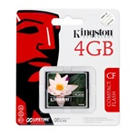 Kingston 4GB Compact Flash memóriakártya