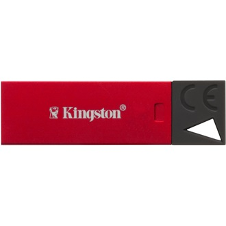 Kingston 16GB Data Traveler Mini USB3.0 pendrive rubinvörös