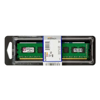 Kingston 4GB 1600MHz DDR3 memória ECC Low-Voltage CL11 Intel validated
