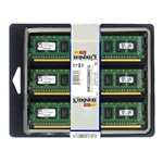 Kingston 48GB 1333MHz DDR3 memória ECC Registered CL9 Kit of 3