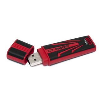 Kingston 16GB USB 2.0 DataTraveler R400, 25MB/s read, 10MB/s write