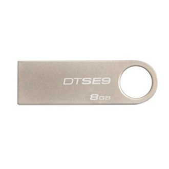 Kingston 8GB DataTraveler SE9 USB 2.0 pendrive ezüst