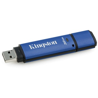Kingston 32GB DataTraveler Vault Privacy (Management Ready) vízálló USB3.0 pendrive