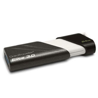 Kingston 64GB USB 3.0 Data Traveler Elite Memory Pen
