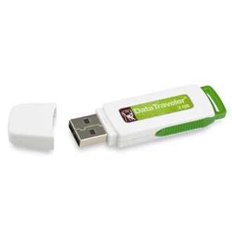 Kingston 2GB USB 2.0 Data Traveler Memory Pen (5év)