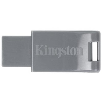 Kingston 16GB USB 2.0 Data Traveler Mini Slim Memory Pen, fekete