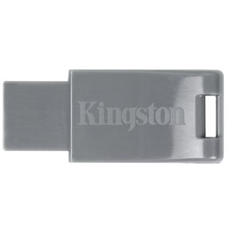 Kingston 2GB USB 2.0 Data Traveler Mini Slim Memory Pen, fekete