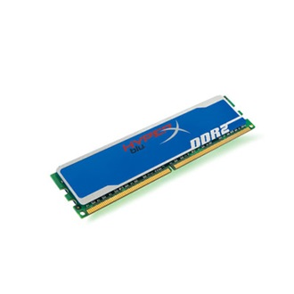 Kingston HyperX Blu 2GB 1333MHz DDR3 memória Non-ECC CL9