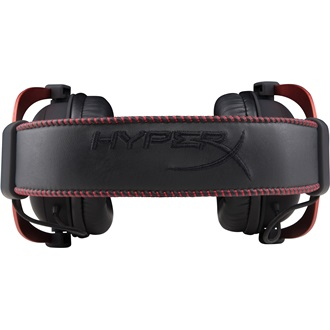 Kingston HyperX Cloud II -Pro stereo headset piros