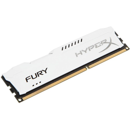 Kingston HyperX Fury White 4GB 1866MHz DDR3 Non-ECC CL10